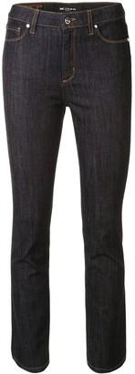 Kiton Mid-Rise Slim Jeans