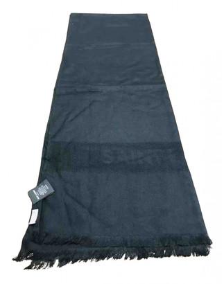 Saint Laurent Black Cashmere Scarves & pocket squares