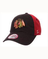 Zephyr Women's Chicago Blackhawks Glimmer Snapback Cap