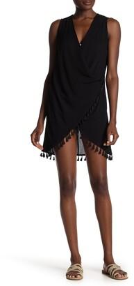 Athena Bazaar Beauty Cover-Up Wrap Dress