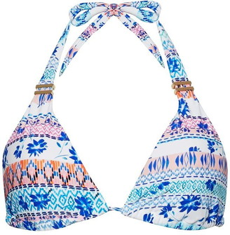 Figleaves Soft Halter Triangle Top