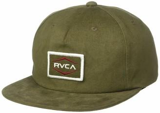 RVCA Men's Pints Snapback HAT