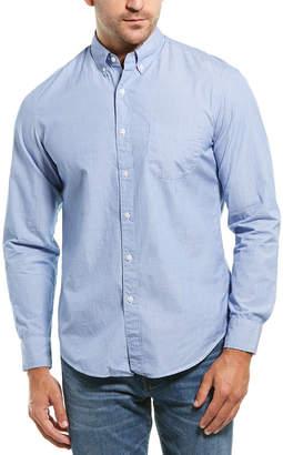 J.Crew Secret Wash Classic Fit Woven Shirt