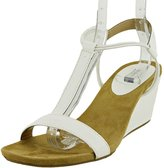 Style&Co. Style & Co. Women's Mulan T Strap Wedge Sandal