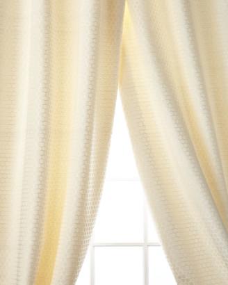 "Home Silks Chancery Curtain Panel, 108"""