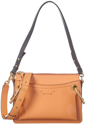 Chloé Roy Small Patent Shoulder Bag