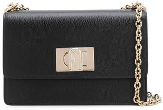 Furla 1927 Textured-Effect Crossbody Bag