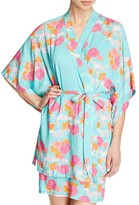 Josie Posy Clouds Happi Printed Robe