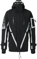 11 By Boris Bidjan Saberi reflective jacket - men - Polyamide/Polyester/other fibers - S