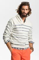 Hickey Freeman Shawl Collar Sweater