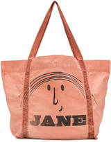 Bobo Choses TEEN Little Jane print tote bag