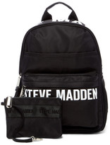 Steve Madden Placement Print Nylon Backpack