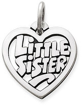 James Avery Jewelry James Avery Little Sister Heart Charm