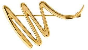 Tiffany & Co. Scribble Brooch