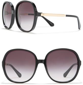Kate Spade Adriyanna 60mm Oversized Sunglasses