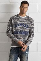 Tailgate Kansas Camo Sweatshirt