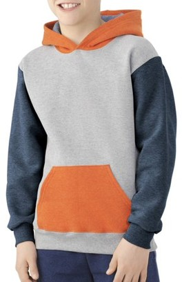 Fruit of the Loom Boys 4-18 Fleece Hoodie Sweatshirt