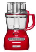 KitchenAid 3.1L Empire red food processor