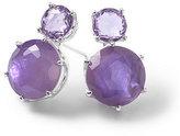Ippolita Wonderland 2-Stone Stud Earrings