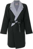 Armani Collezioni wrap coat