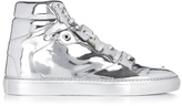 Balenciaga High-top Leather Trainers