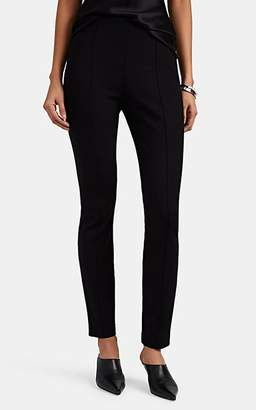 The Row Women's Bosso Bonded Jersey Leggings - Black