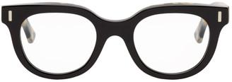 Cutler & Gross Black and Tortoiseshell 1304-03 Glasses