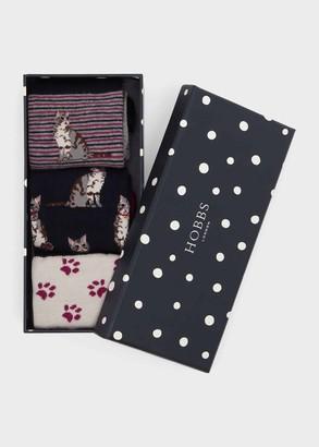Hobbs Cat Sock Set