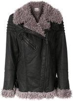 Urban Code Urbancode faux shearling jacket