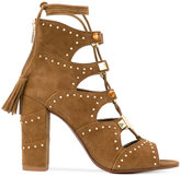 Ash Alexa sandals - women - Leather/Suede - 37