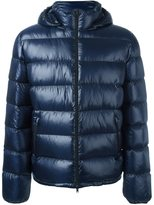 Herno hooded padded jacket - men - Feather Down/Polyamide/Spandex/Elastane - 48
