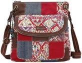 Sakroots Flap Cross-Body Bag