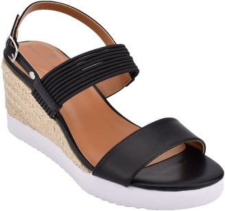 Bandolino Adjustable Espadrille Inspired Sandals - Zane