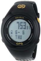 Soleus Unisex SG100020 GPS Fit 1.0 Black Watch