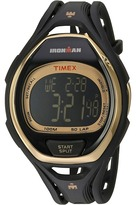 Timex Ironman® Sleek 50 Hollywood Full-Size Resin Strap Watch