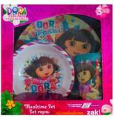Zak Designs Dora the Explorer Mealtime Set (3 Pieces )