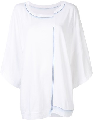 Y's Oversized Relaxed Fit Top