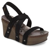 OTBT Women's Sail Wedge Sandal