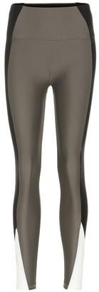 Lanston Sport Jump Side paneled leggings