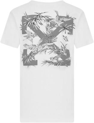 Off-White Reflective Brids T-shirt