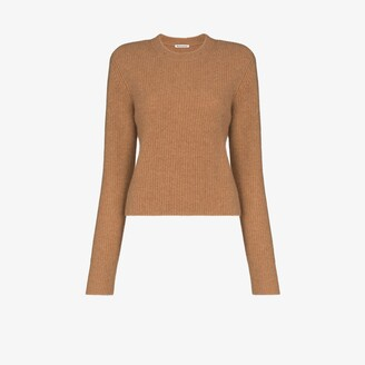 Reformation Cesina cashmere sweater
