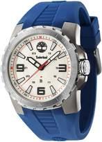 Timberland Gents Ballrad Blue Strap Watch