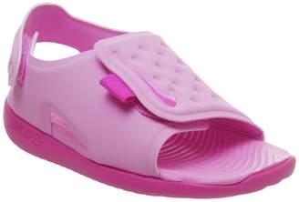 Nike Sunray Td Sandals Psychic Pink Laser Fuchsia