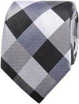 Geoffrey Beene Bold Check Tie
