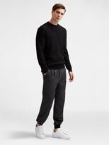 DKNY Herringbone Pullover