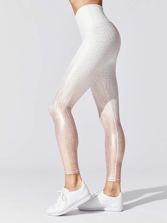 188d0225e584d0 Rose Gold Leggings - ShopStyle