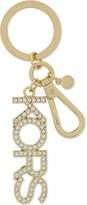 MICHAEL Michael Kors Crystal letters key charm