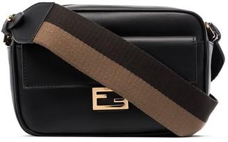 Fendi Baguette leather camera bag