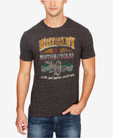Lucky Brand Men's Motorcycles Graphic-Print Cotton T-Shirt