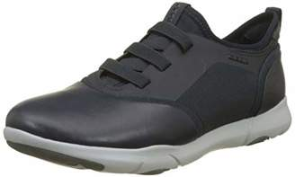 Geox Men's U Nebula S B Slip On Trainers, ()